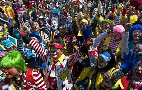 Massive Jester Conventions