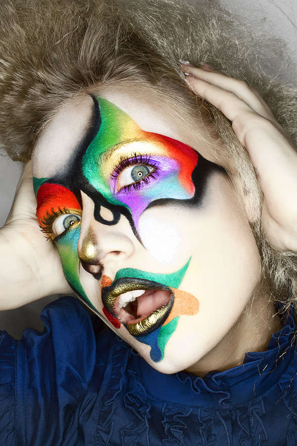 Crazy Clownish Cosmetics