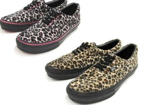 Spotted Skate Shoes