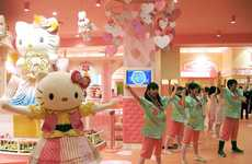 Sanrio Theme Parks - This Hello Kitty Kawaii Paradise is an Adorable Catty Getaway