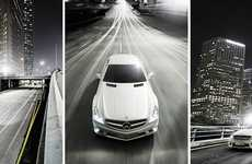 Dark Hollywood Nightscapes - The Bernd Kammerer L.A. By Night ! Shoot Portrays Luxury