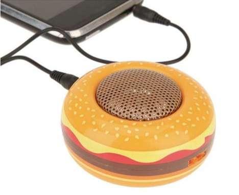 Flame-Broiled Speakers