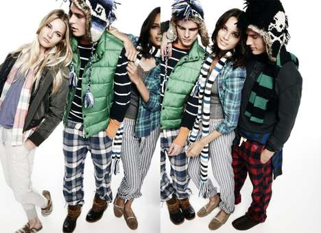 Pajama Party Lookbooks