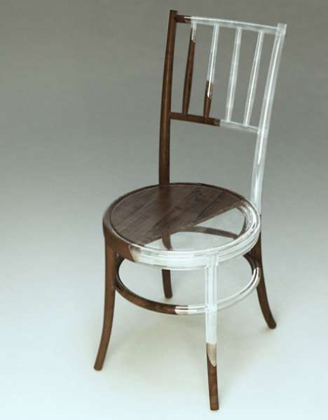 Split Personality Chairs