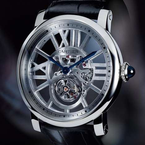 Luxury Skeletal Watches