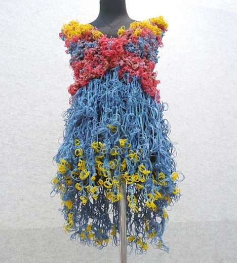 Colorful Elastic Dresses
