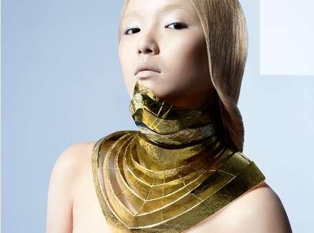 Golden Neck Braces