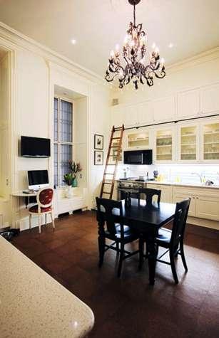 Library Ladder Kitchens