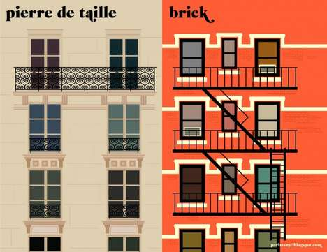 'Paris Vs New York' Shows Cliches & Contrasts