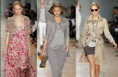 Travel-Centric Fashions - The Banana Republic Spring Line is Chic Yet Casual