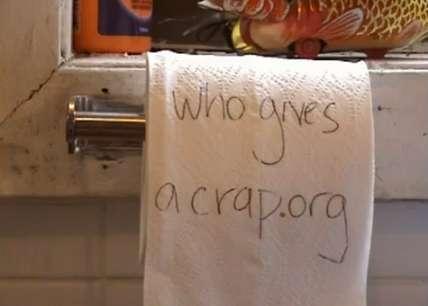 Non-Profit Toilet Paper