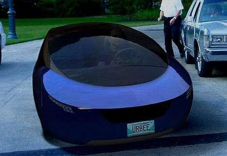 3-D Printed Cars