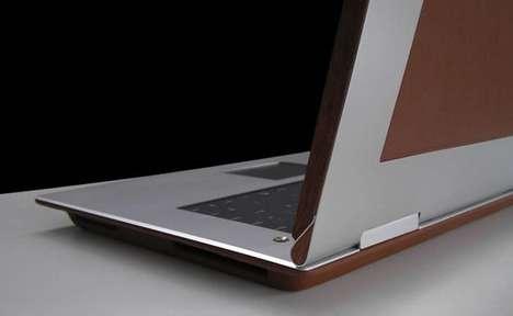 Lush Leather Laptops