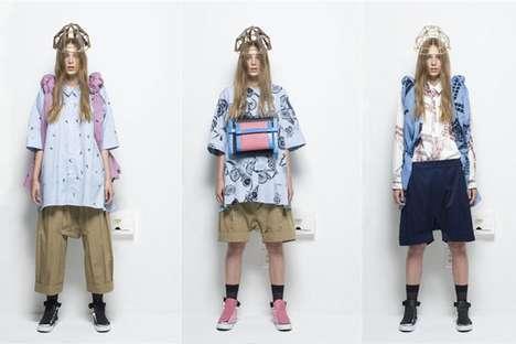 Baggy Women's Streetwear