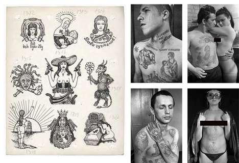 Exploring Russian Criminal Tattoos