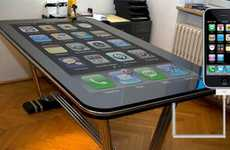 Digital Workdesks - Table Connect for iPhone is a Smartphone on Steroids