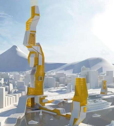Eco-African High-Rises