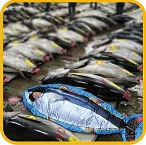 Fishy Sleeping Bags