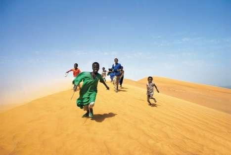 Dune Racing Photography