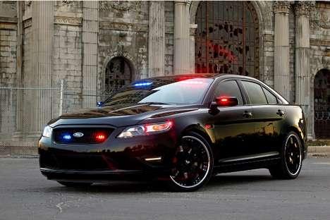 Super Spy Cop Cars