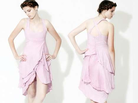 Pastel Eco-Fashion