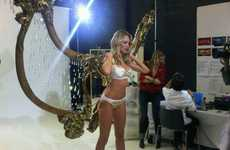 Enchanting Lingerie Shows - The 2010 Victoria's Secret Fashion Show Angels are Ready to Soar