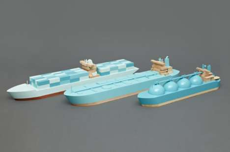 Oil Tanker Tub Toys