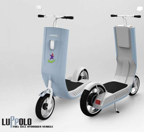 Fun-Sized Scooters