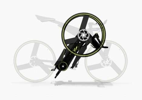 Razor-Thin Folding Cycles