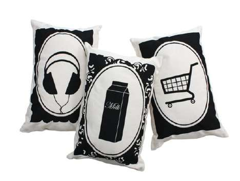 "Contemporary ""Must-Have"" Cushions"