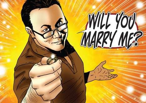 Comic Book Proposals