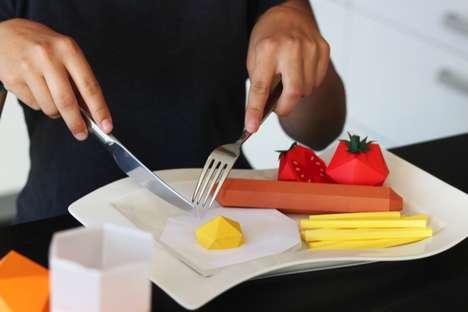 Tasty Origami Eats