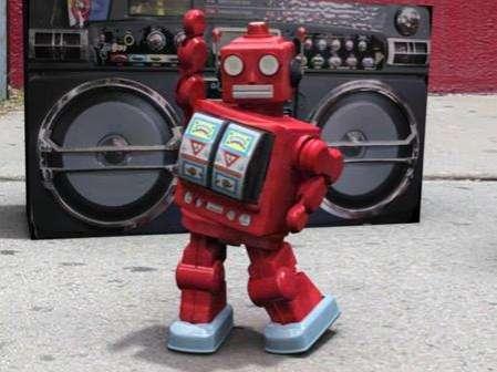 Bust-a-Boogie Bots