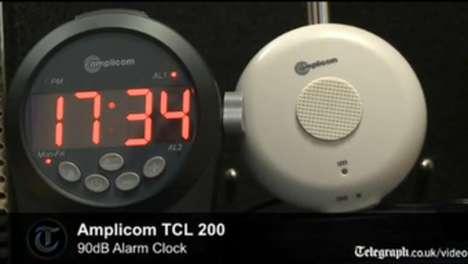 Deafening Alarm Clocks