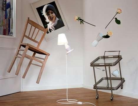 Gravity-Defying Lights