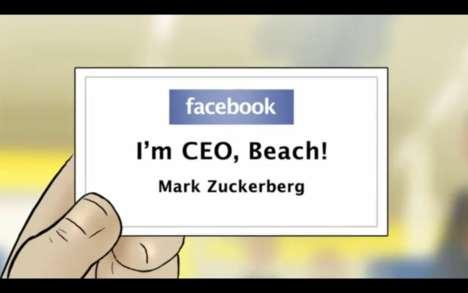 Facebook Movie Parodies