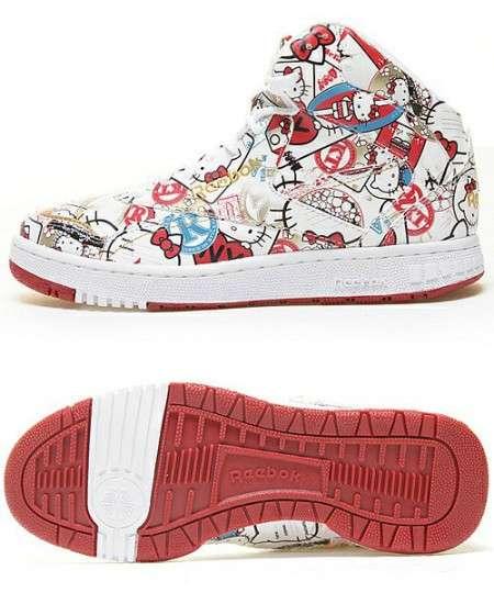 Feline-Friendly Sneakers