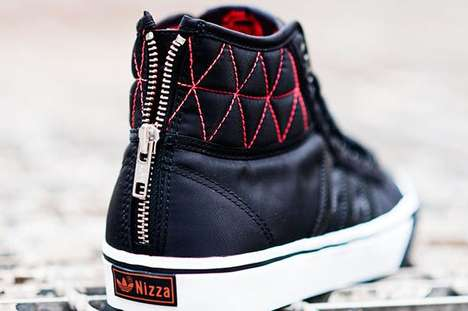 Killer Zip-Up Kicks