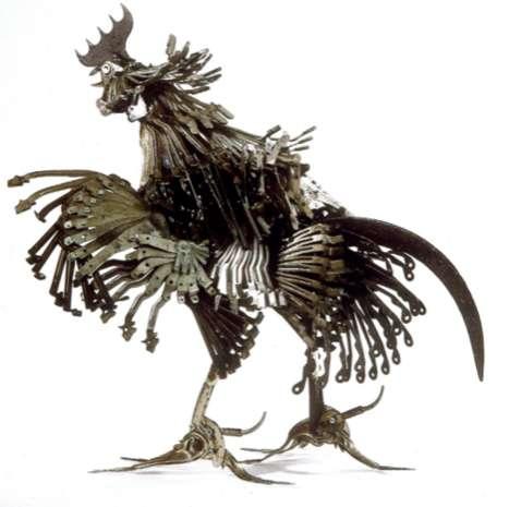 Metallic Animal Models