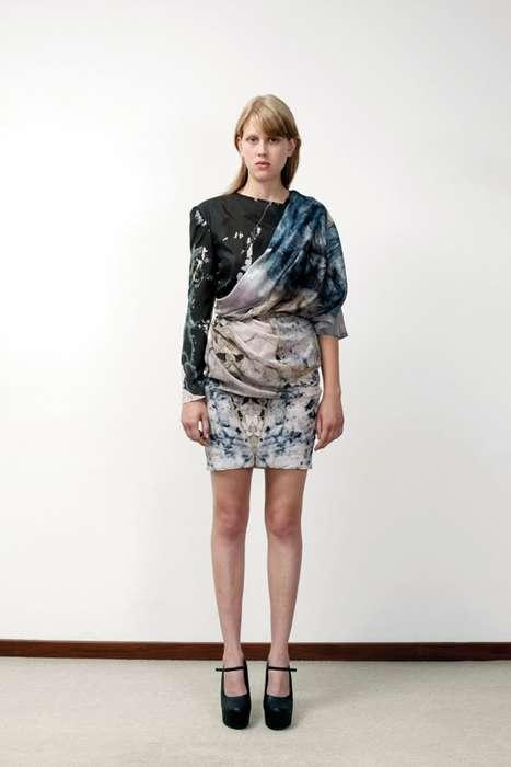 Marbleized Fashion