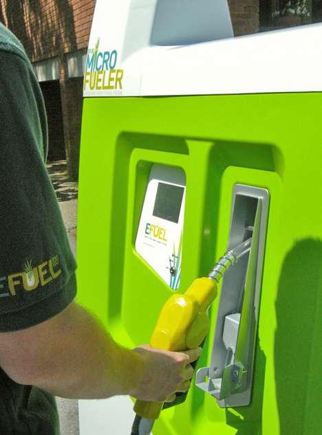 Personal Ethanol Refineries