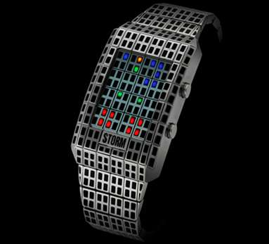 Graph-Like Timepieces