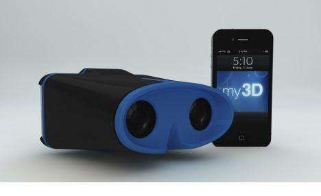 3D Smartphone Add-Ons