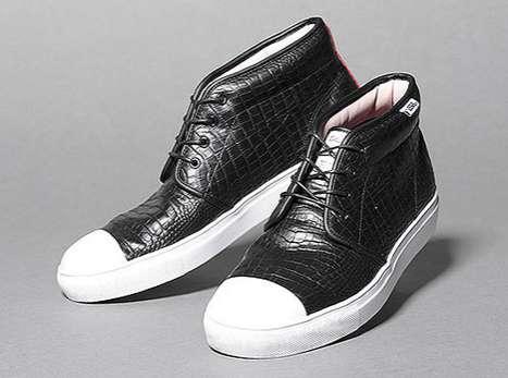 Croc-Rocking Shoes
