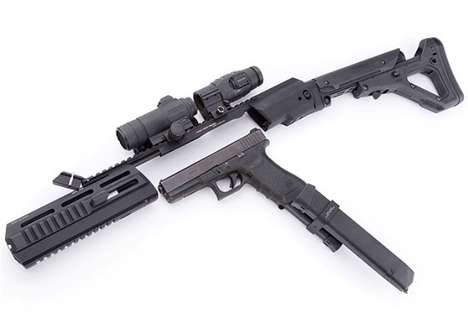 Handgun Conversion Kits