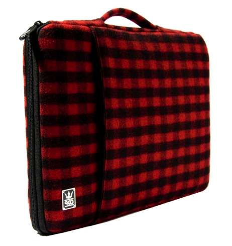 PKG Laptop Cases Welcome the Chilly Holiday Season with Wool