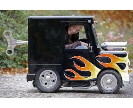 23 Tiny Transportation Methods