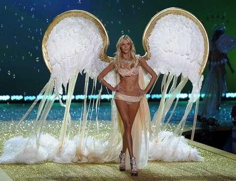 Avant-Garde Angel Wings