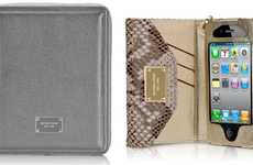 Python Gadget Covers - The Michael Kors Apple Cases are as Sleek as Your Device
