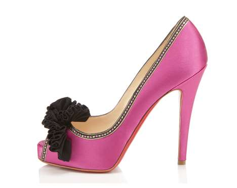 Charitable Designer Pumps
